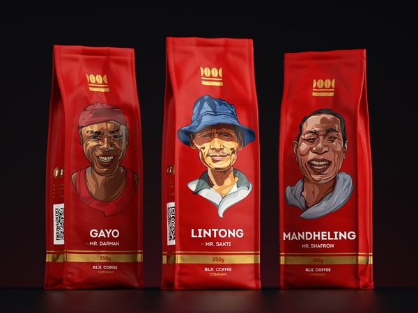 12 Best Coffee Packaging Designs of 2016 Ateriet.com