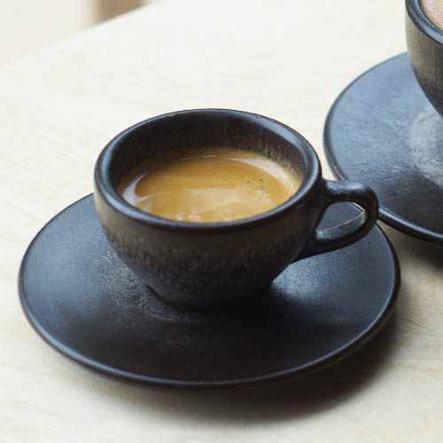 Coffee Cups Made Out Of Coffee