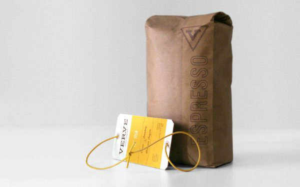 Coffee Packaging With Strings - Verve Coffee Roasters