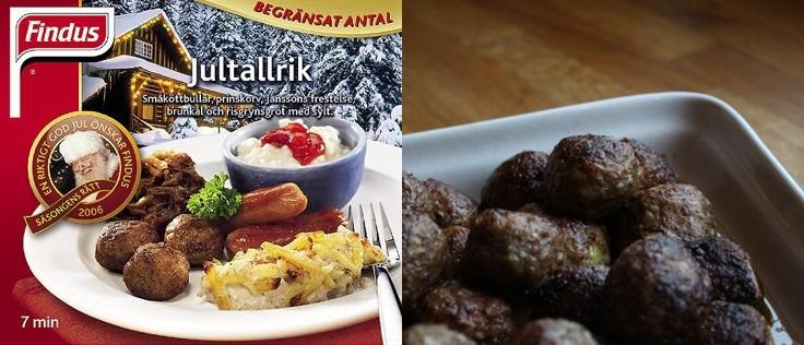 Findus Jultallrik - How Swedish Findus Created The Saddest Christmas Dinner in History