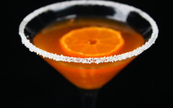 Mandarin Muddler - A Great Mandarin Cocktail