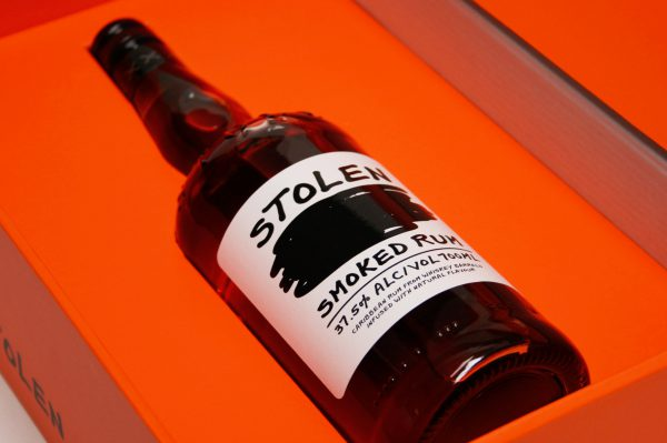 This Smoked Rum Is Stolen And It Looks Great