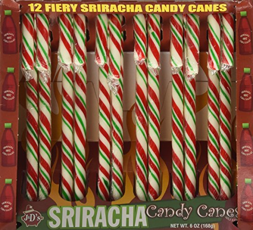 Weird Flavored Candy Canes That You Would Love To Try