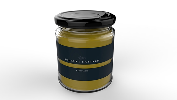 18 Amazing Mustard Packaging Designs - see them all at Ateriet.com