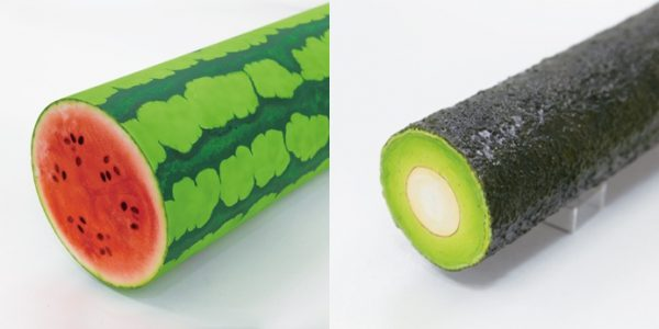 Cylindrical Food Might Be The Future of Fruit And Vegetables