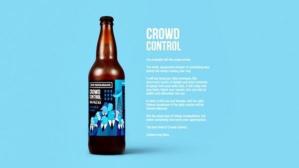 Hop Hooligans Have Got Some Great Beer Packaging Design
