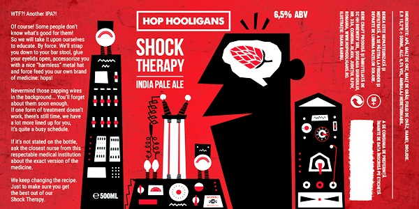 Hop Hooligans Have Got Some Great Beer Packaging Design