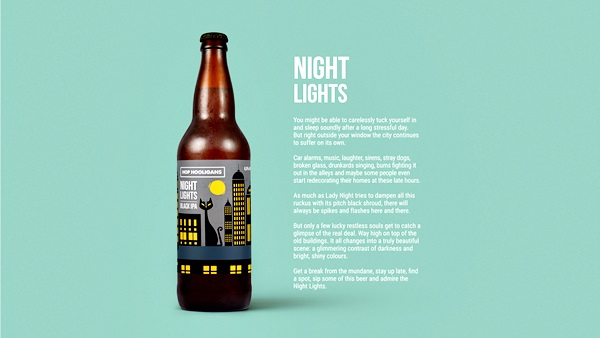 Hop Hooligans Have Got Some Great Beer Packaging Design 2