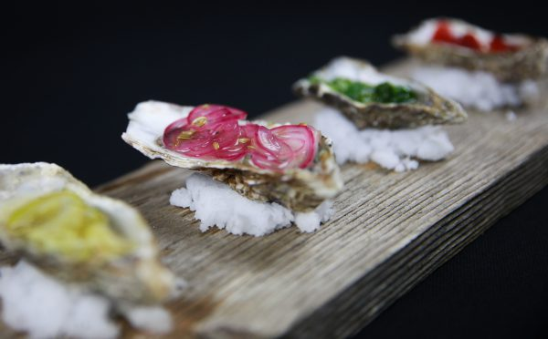 4 Simple and Great Tasting Fresh Oyster Toppings - get them at Ateriet.com