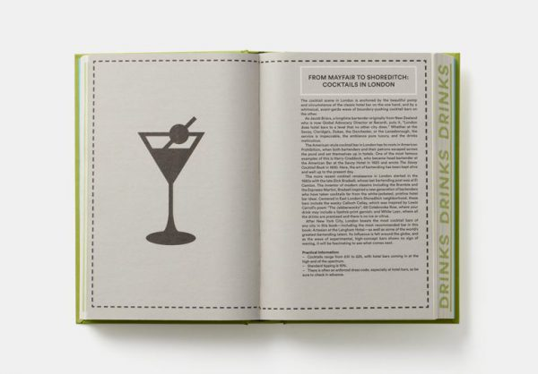 Where Bartenders Drink - Phaidon Follow Up With Another Great Guidebook