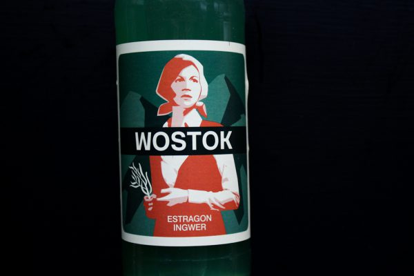 Wostok Ginger Soda Taste Test - German Hipster Soda
