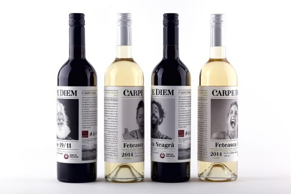 Carpe Diem Wine Packaging Design Will Make You Seize The Day