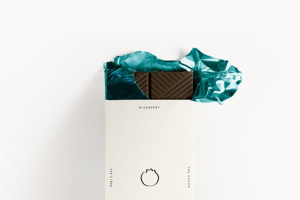 Clean Chocolate Packaging for Luc & Louna Artisan Chocolate