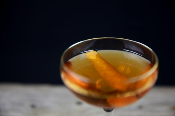 How To Make A Hanky Panky - A Classic Cocktail