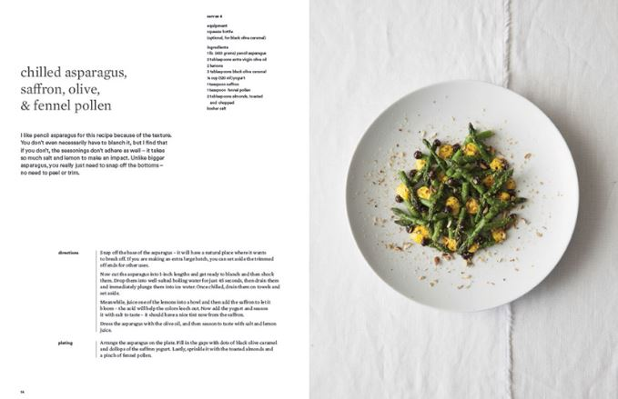 On Vegetables Cookbook by Jeremy Fox is Coming Out This Spring