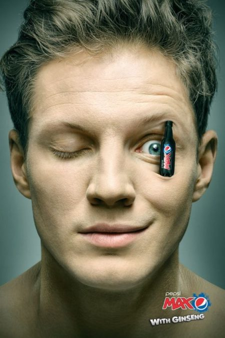 Clever Pepsi advertising - See a collection of great Pepsi ads