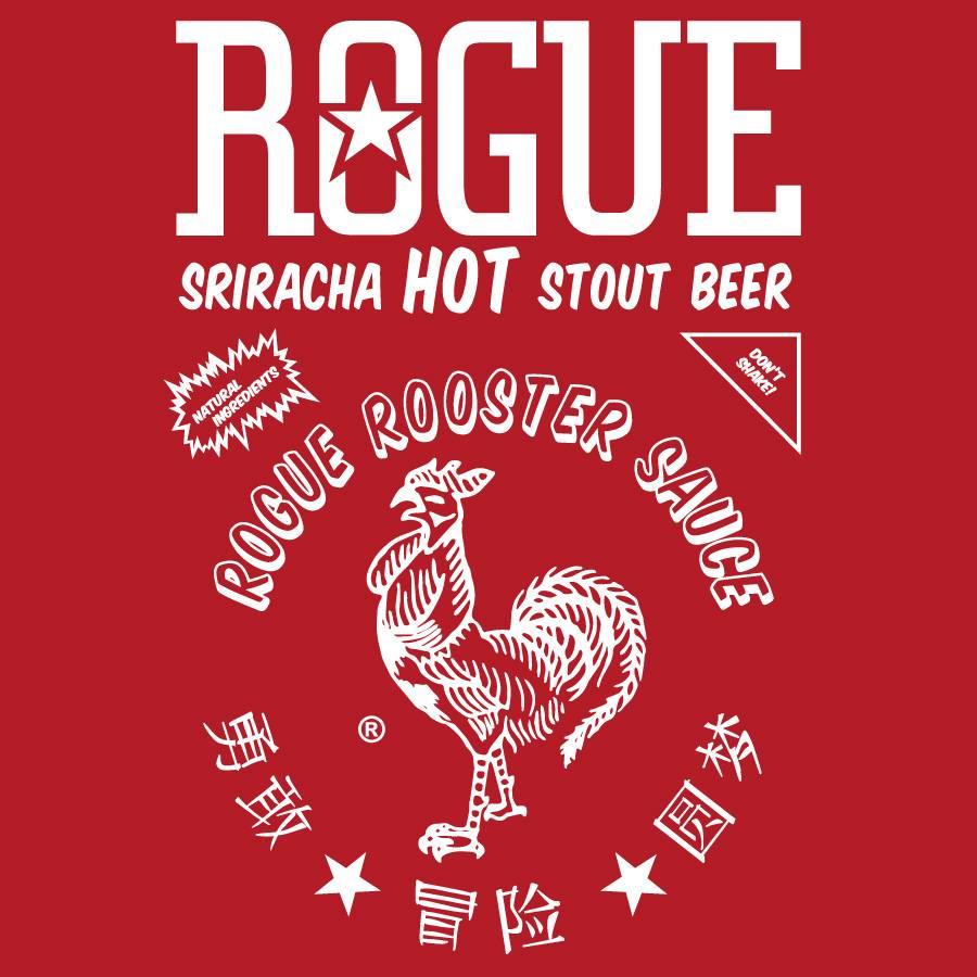 sriracha beer logo