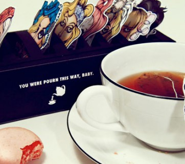 lady gaga tea collection
