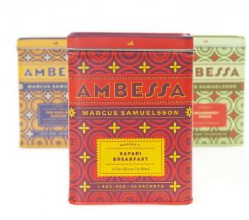 Tea by Marcus Samuelsson