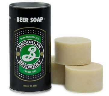 Beer Soap from Brooklyn Brewery