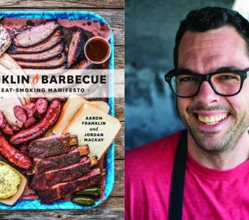 Franklin barbecue cookbook cover