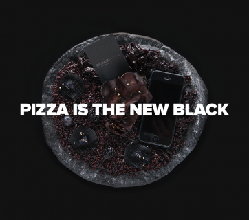 pizza is the new black