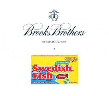 swedish fish brooks brothers