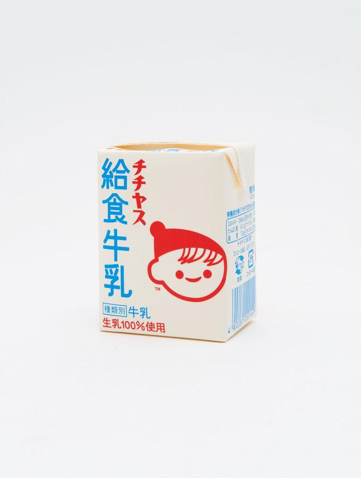 japanese milk packaging