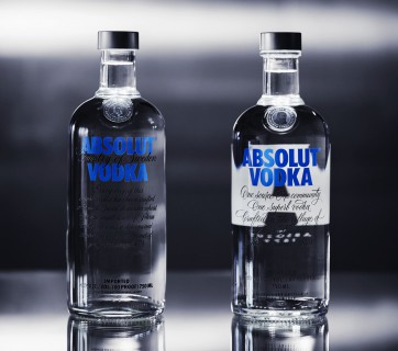 absolut new design