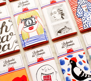 French Chocolate Packaging