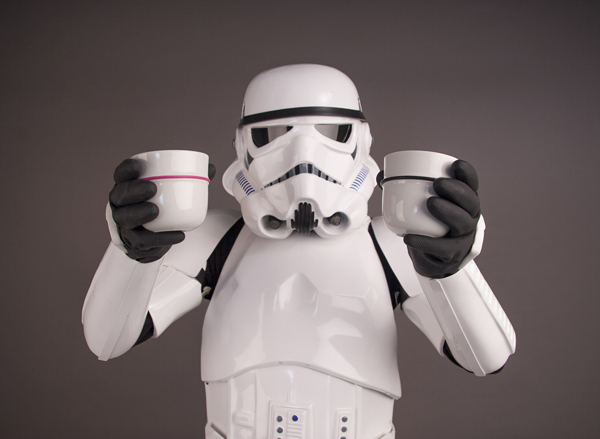 Star Wars Coffee Cups Inspired By Stormtroopers