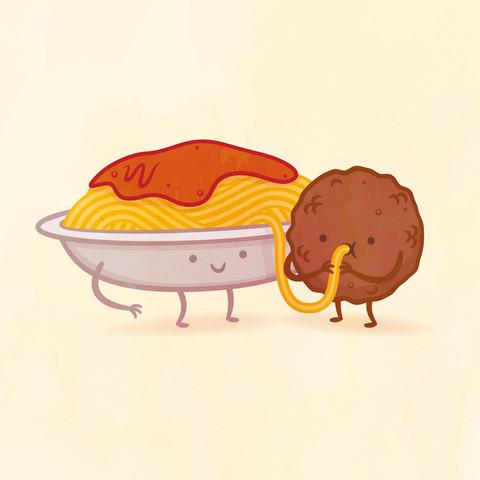 adorable food pairings