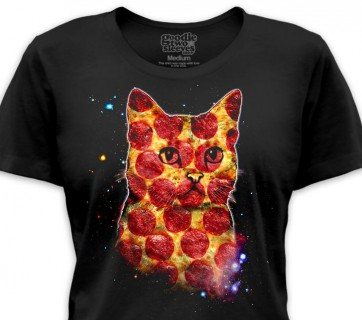pizza cat pizza clothing