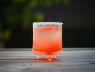 pink grapefruit salty dog
