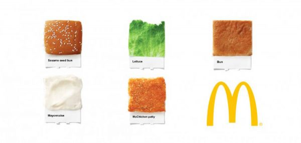 Great and Creative McDonalds Ads Collection