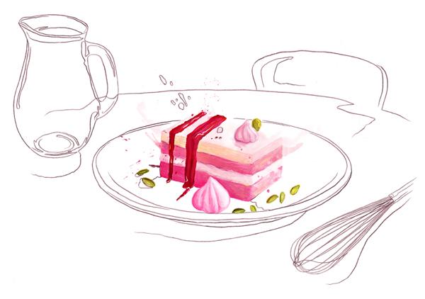 mitchell nelson food illustrations
