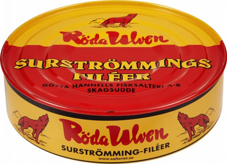 surströmming can