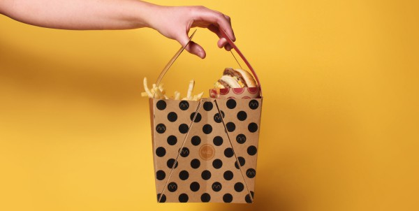 McDonald's Takeaway Bag