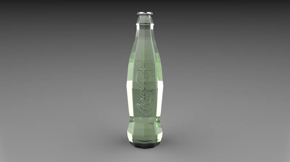 Coca Cola Bottle Designed By Contemporary Artists