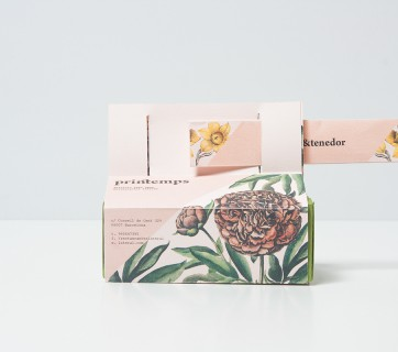Flower take out boxes