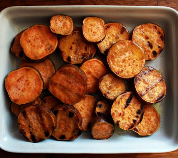 Grilled sweet potato, How to grill Sweet Potatoes like a pro