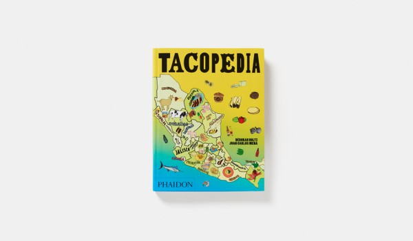 Tacopedia cookbook cover
