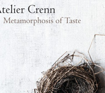 Atelier Crenn Cookbook