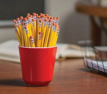 McDonald's Back to School ads, pens that look like fries