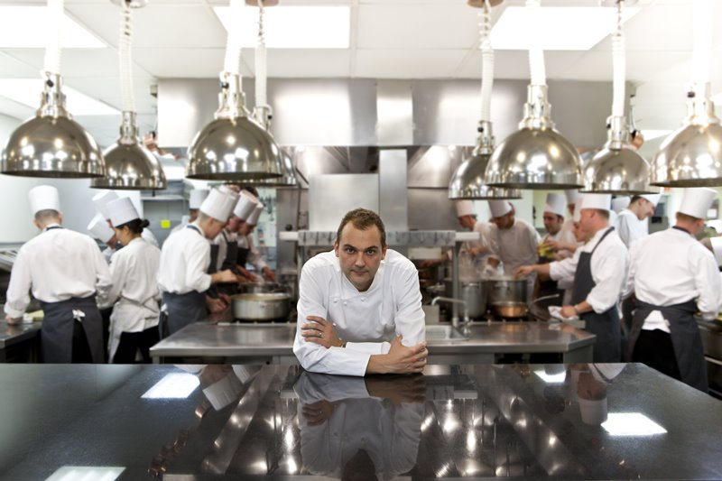 Meet Daniel Humm of Eleven Madison Park in Ateriet's Chef Q&A