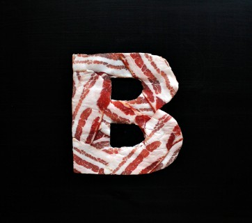 A-Z Food Photography Project – B is for Bacon