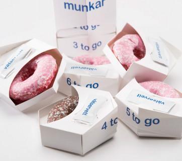 Donut Packaging Design