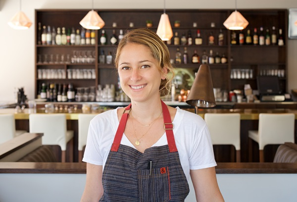 Chef Q&A with Brooke Williamson of Hudson House, Los Angeles