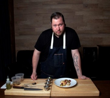 Chef Q&A with Jake Whitlock of 1300 on Fillmore, San Francisco. At Ateriet.com