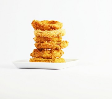 How to make Onion Rings - learn it all here